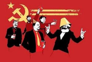 comunistas capitalistas