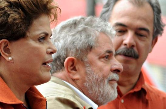 Lula-Dilma-Mercadante
