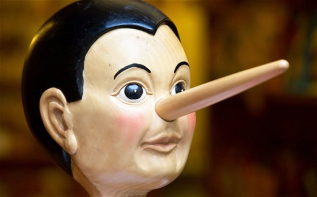 mentiroso