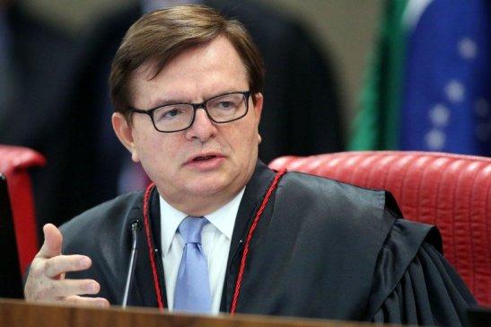 Herman Benjamin - Relator do processo no TSE