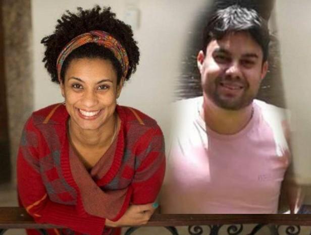 Marielle-Franco e Anderson Pedro Gomes