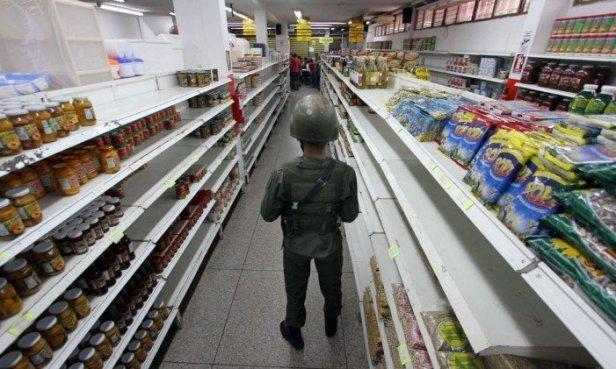 A DITADURA VENEZUELANA PRODUZ ESCACEZ