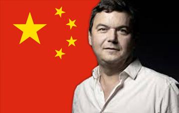 China desmente Piketty